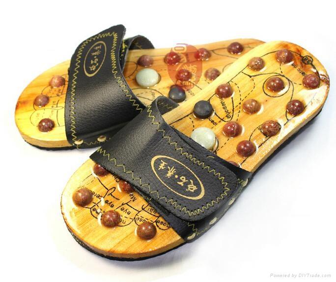 Bian Stone foot massaging shoes 2