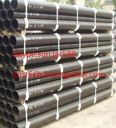 美標ASTM A888 鑄鐵排水管 2