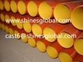 欧标EN877 铸铁SML 管子 2