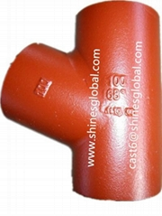 EN877 Cast Iron Pipe Fi