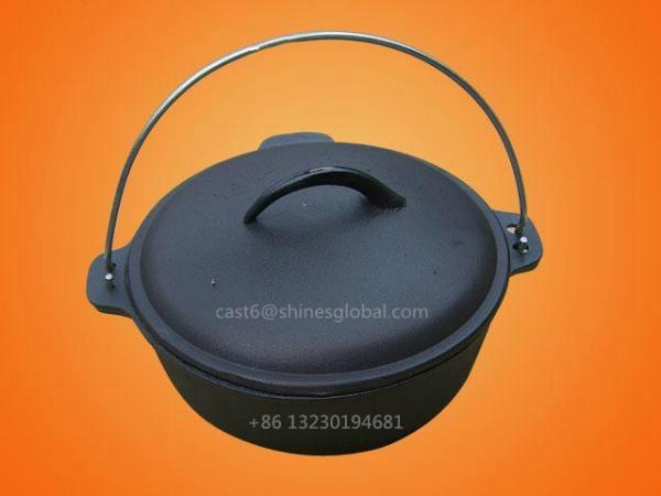 鑄鐵湯鍋/荷蘭鍋 2