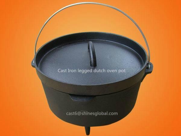 鑄鐵湯鍋/荷蘭鍋 1