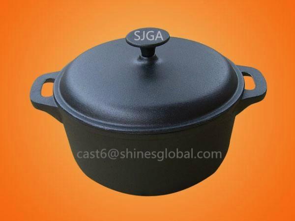 鑄鐵湯鍋/荷蘭鍋 3
