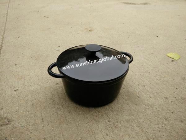 鑄鐵湯鍋/荷蘭鍋 4