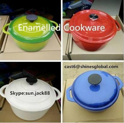 鑄鐵湯鍋/荷蘭鍋 5