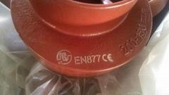 国标ISO6594铸铁管件
