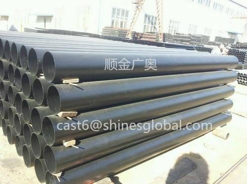 美標ASTM A888 鑄鐵排水管 1