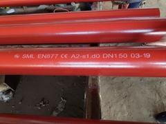歐標EN877管件