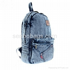 Functional Durable Canvas Backpack