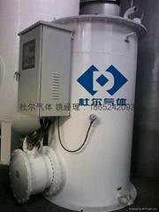 电加热水浴式气化器