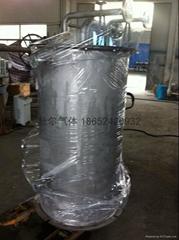 蒸汽加熱水浴式氣化器