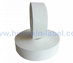 Bleached Woven Edge Cotton Tape