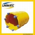 high manganeses tough triple tube core barrel