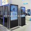 全高清高品質LED液晶海報機 2