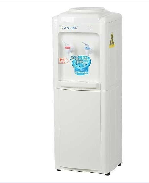 朗宁立式冰热饮水机36D 1