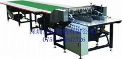 广东CB-650B胶轮自动送纸上糊机