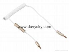 Professional Vehicle AUX Audio Cable