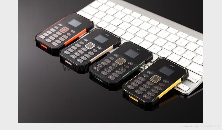 卡片手机4G内存版 1