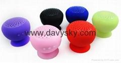 Tennis Ball Bluetooth Speaker with Sucker