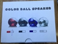 Colorful Ball Bluetooth with Radio 1