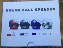 Colorful Ball Bluetooth with Radio