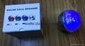 Colorful Ball Bluetooth with Radio 4
