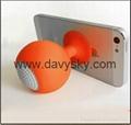 GOLF Ball Bluetooth Speaker with Sucker 2