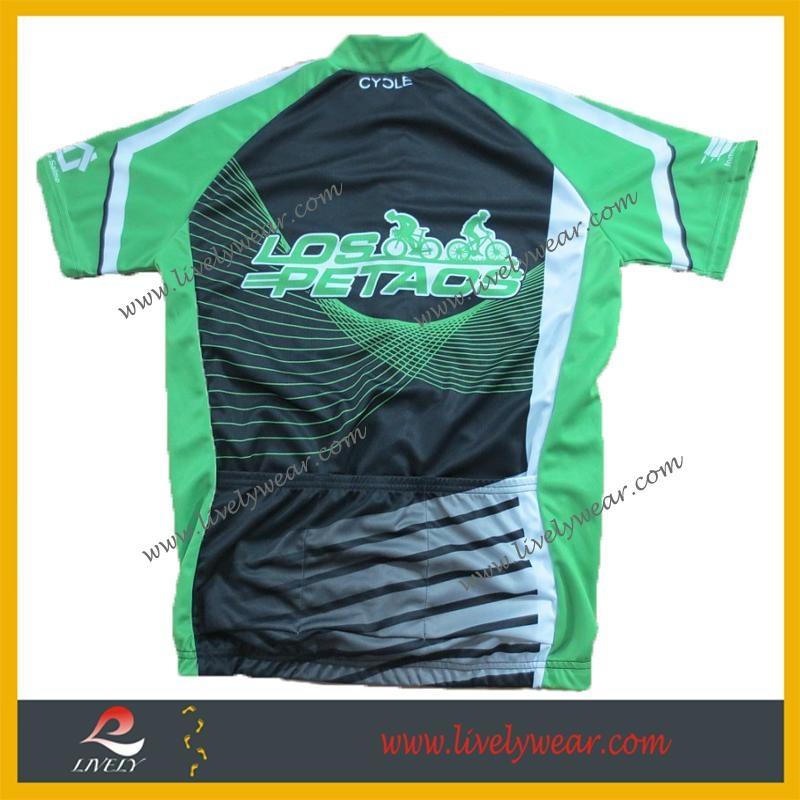 2015 new design Team Sportswear sublimated club custom apparel men's cycling clo 3