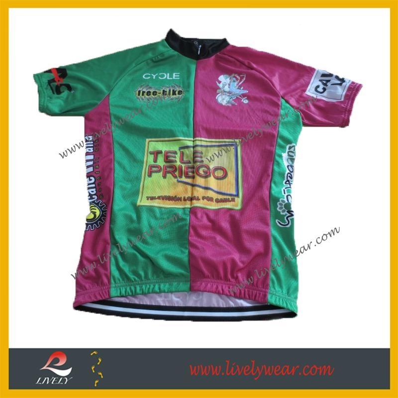 2015 new design Team Sportswear sublimated club custom apparel men's cycling clo 4
