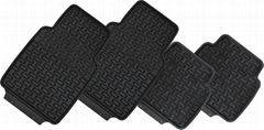 PVC car mats MYCM-030