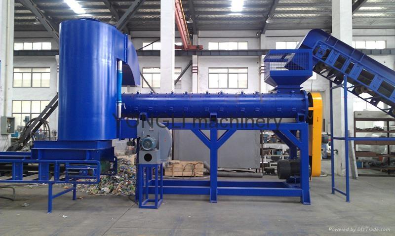 PET Recycling Machine/PET Bottle Recycling Plant/PET Flakes Washing Line 2