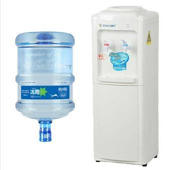 立式无柜温热饮水机 1