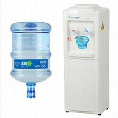 立式无柜温热饮水机