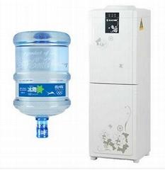 朗宁立式双门柜温热饮水机