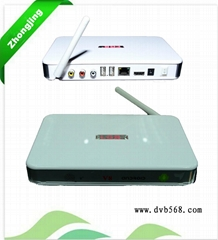 Yes FTA and Yes High Definition OSN iptv google tv receiver