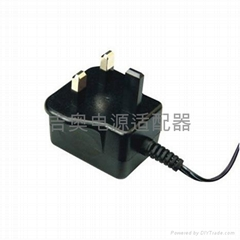 6W歐規電源適配器