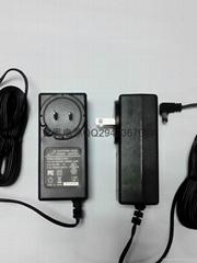 24W过UL FCC PSE CCC CE电源适配器