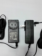 24W過UL FCC PSE CCC CE電源適配器