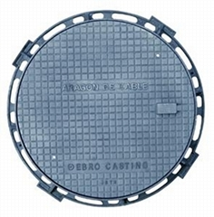 casting manhole cover ,casting iron mechnical parts