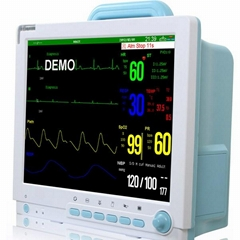 Wifi patient monitor