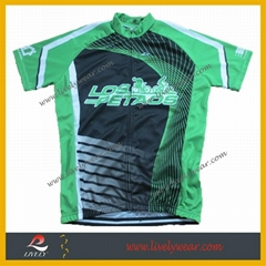 Wholesale Custom-made OEM Sublimation Cycling jersey Bike Jersey