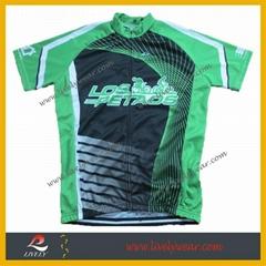 Wholesale Custom-made OEM Sublimation Cycling jersey Bike Jersey