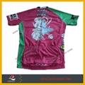 100% Polyester Custom Cycling Shirt Cheap Cycling Jersey 2