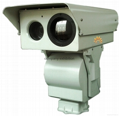 TVC4510-0630-S Dual Channel Long Range Thermal Camera