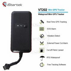 Waterproof GPS Tracker;Hot GPS Tracker VT202