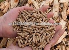 GREEN Energy === Wood Pellet D ==== 8mm from Vietnam