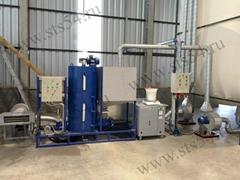 EPS Foam Polystyrene expanding machine