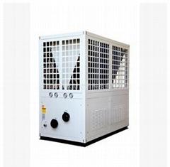 派沃商用空气能20P泳池除湿热泵机组