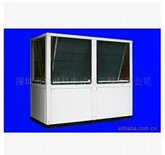 恒温泳池空气源热泵热水器