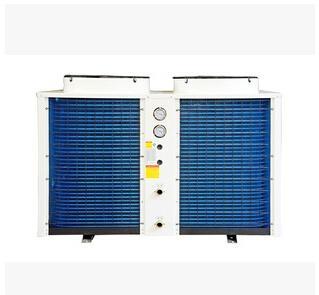 派沃商用空气源热泵热水机组10P 1